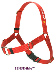 Nylon or Leather Collars/Leashes/Harness Harness_overview_sense-ible